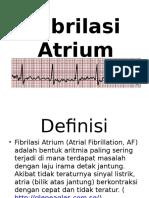 Fibrilasi Atrium