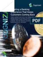 Creating a Banking Experience that Keeps Customers Coming Back