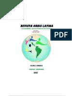 Revista Orbis Latina, Volume 5, Número 2, Edição Especial, Jan-Dez.2015