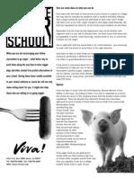 Veganize Your School