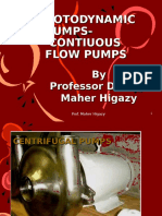 2 Centrifugal Pumps ROTODYNAMIC Two