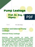 4 Centrifugal Pump Leakage Four