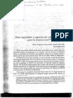 Ente Regulador y Agencia de Competencia