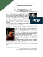 Excerto de O Consenso Fabricado, de Noam Chomsky