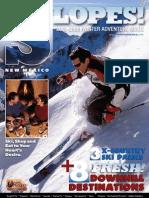 Slopes Magazine 2008-2009