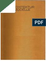 Modelos Arquitetônicos  -  Maquetes