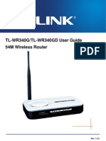 Manual Usuario Router tplink