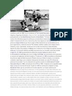 La Historia Del Futbola
