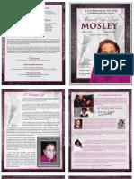 Marjorie Mosley Program
