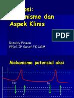 Presentasi Epilepsi Mekanisme by Pinzon
