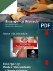 Emergency Procedure