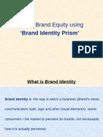 Jaipuria - Brand Identity Prism F