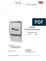 P2LPC Technical Description V4.0 IDIS Compatible SMS
