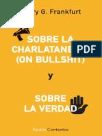Sobre La Charlataneria