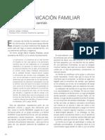 Afrontar La Incomunicacion Familiar Revista Acontecimiento
