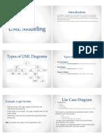 Modeling - UML
