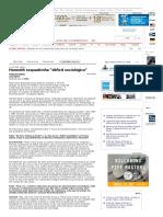 Honneth esquadrinha  déficit Sociológico_ Entrevista a Marcos Nobre e Luiz Repa-Folha on Line