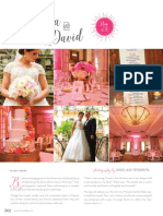 San Antonio Weddings Magazine Feature