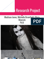 emotion research project