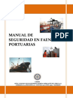 Manual de Seguridad de Faenas Portuarias