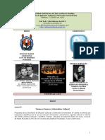 Agenda Cultural UMSNH