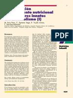 APROXIMACION TRATAM NUTRICIONAL DE LOS EIM I