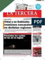 Diario La Tercera 16.12.2015
