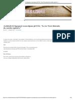 Architetti & Ingegneri_le Tre Torri Distrutte Da Cariche Esplosive