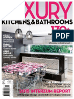 Luxury Kitchens & Bathrooms Issue 14 - 2015 AU