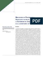 Bioecología de Panstrongylus