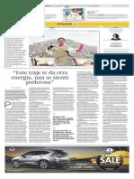 Entrevista a Palomita de Puquio