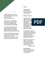 César Vallejo Dos Poemas