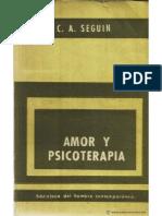 Amor y Psicoterapia - Carlos Alberto Seguin