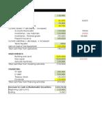 59477500 Chemalite Statement of CFs