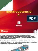 Electroobtencion