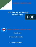 Perforating Technique