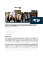 psychology - chapter 12  social psychology