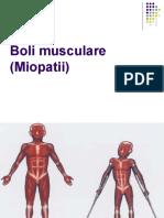 13. Boli Musculare