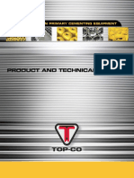 Product Technical Data Manual April 2012 TOPCO