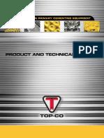Product Technical Data Manual April 2012 TOPCO