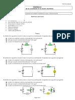 Práctica 8. Función de las resistencias en un circuito