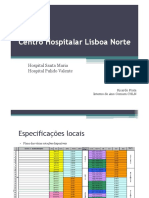 8 - Centro Hospitalar Lisboa Norte