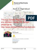 Sample School Report