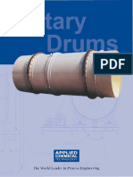 Rotary Drum Brochure