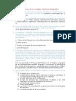 preguntas de la ley de contrataciones