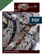 Revista Digital FundaReD No. 15 Invasión de Drones