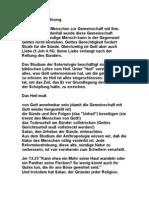 Bibelschule Brake Skript Unterlagen - C Jesus Christus Und Das Heil Christologie - Jesus Christus Gott Religion Glaube Esoterik Theologie