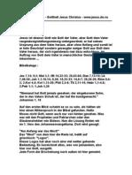 Magnusfe 2010 - Gottheit Jesus Christus - Bibel Gott Religion Glaube Esoterik Allah Kirche Weihnachten