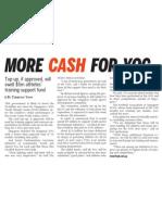 More cash for YOG