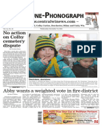 December 16, 2015 Tribune-Phonograph